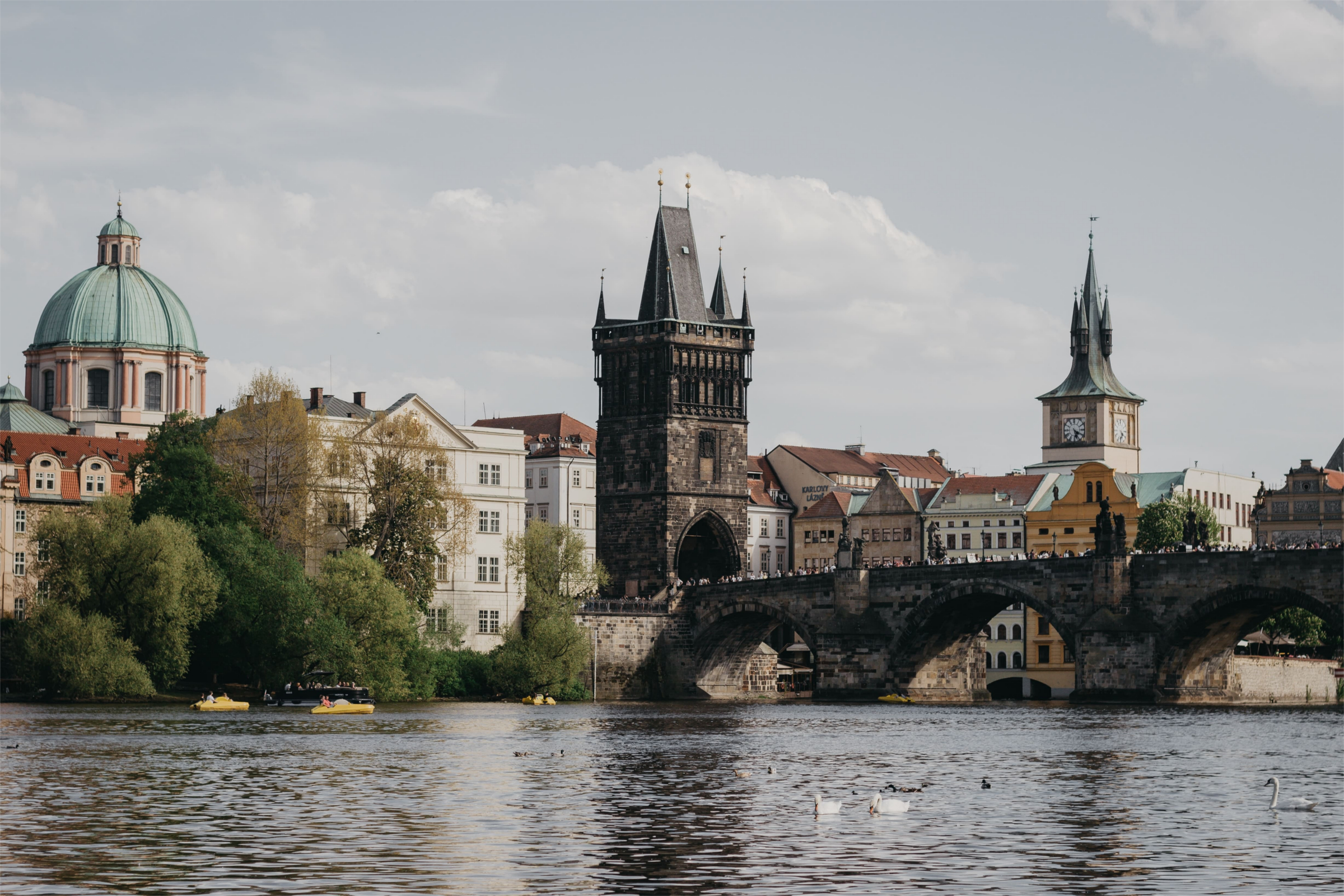 Hvad skal man se i Prag? - Hvorskalmanbo.dk - Din Storbyguide